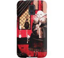 Vampire Sitting Samsung Galaxy Case/Skin