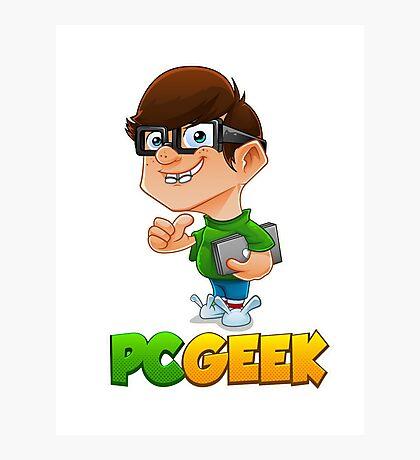 PC Geek Photographic Print