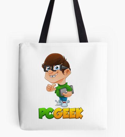 PC Geek Tote Bag