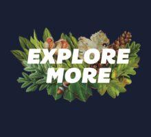 Explore More Kids Tee