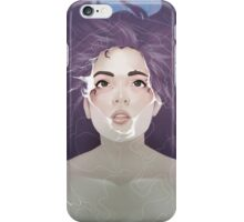 When Will It End? iPhone Case/Skin