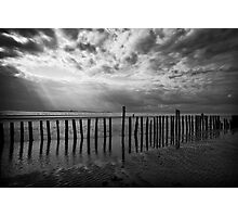 Beach Spectacle Photographic Print
