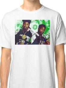 Eric B and rakim are paid in full - www.art-customized.com Classic T-Shirt