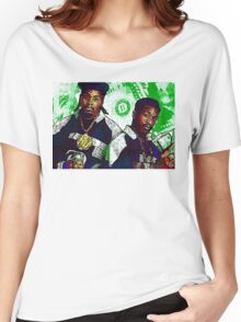 Eric B and rakim are paid in full - www.art-customized.com Women's Relaxed Fit T-Shirt