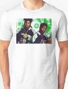 Eric B and rakim are paid in full - www.art-customized.com Unisex T-Shirt