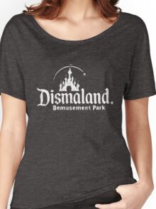 Dismaland Bemusement Park shirt – Banksy Women's Relaxed Fit T-Shirt