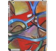 CB Abstract Art  iPad Case/Skin