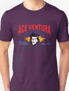 Ace Ventura Pet Detective shirt (Business Card) T-Shirt