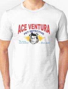 Ace Ventura Pet Detective shirt (Business Card) T-Shirt
