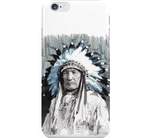 Native American Chief iPhone Case/Skin