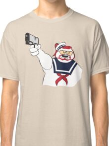 Over the Puft Line! Classic T-Shirt