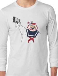 Over the Puft Line! Long Sleeve T-Shirt