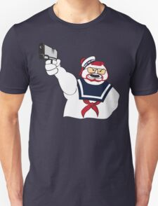 Over the Puft Line! Unisex T-Shirt