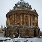 The Radcliffe Camera by Karen Martin