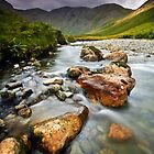 Mosedale Beck by Jeanie