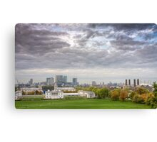 Greenwich Park London Canvas Print