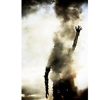 I'm on Fire Photographic Print