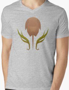 Horseshoe Crab Mens V-Neck T-Shirt