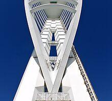 The Spinnaker Tower, Portsmouth by Alixzandra