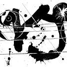 Gonzo Zodiac - Capricorn by Sladeside