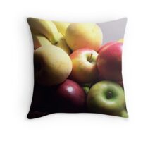 Nature's Sweets Throw Pillow
