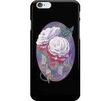 Painted Roses For Wonderland's Heartless Queen Case iPhone Case/Skin