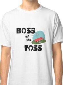 Corn hole boss geek funny nerd Classic T-Shirt