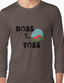 Corn hole boss geek funny nerd Long Sleeve T-Shirt
