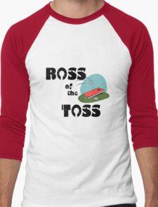 Corn hole boss geek funny nerd Men's Baseball ¾ T-Shirt