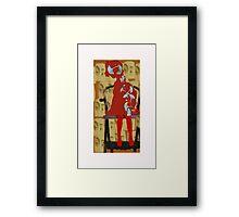 Facade, 2008 Framed Print
