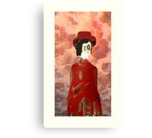 tophat, 2010 Canvas Print