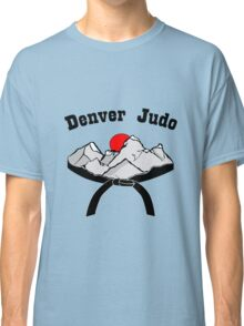 Denver judo long sleeve geek funny nerd Classic T-Shirt
