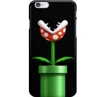 Super Mario Bros Piranha iPhone Case/Skin