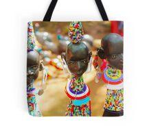 Masai, KENYA Tote Bag