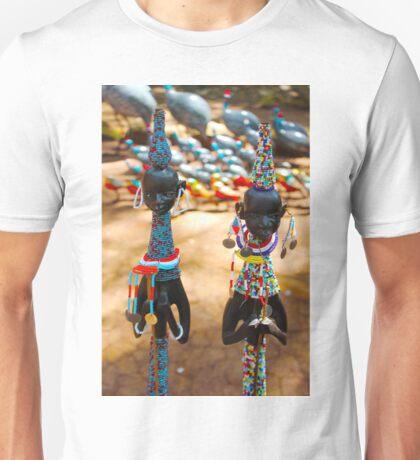 Masai, KENYA Unisex T-Shirt