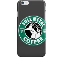 Full Metal Coffee iPhone Case/Skin