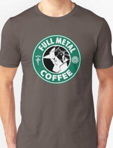 Full Metal Coffee T-Shirt