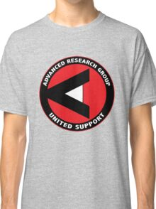 ARGUS shirt (Advanced Research Group United Support) – Arrow Classic T-Shirt