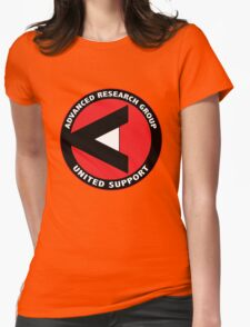 ARGUS shirt (Advanced Research Group United Support) – Arrow Womens Fitted T-Shirt