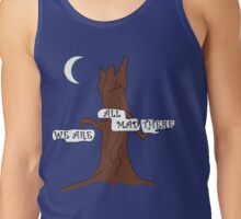 We are mad of Wonderland Tank Top