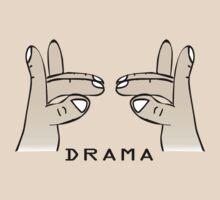 Drama llama geek funny nerd by antoharjo