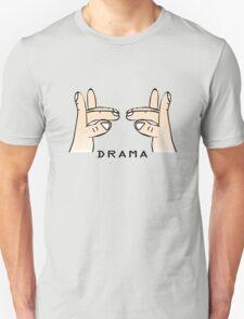 Drama llama geek funny nerd T-Shirt