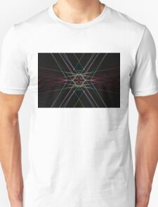 Ruby Intersection Unisex T-Shirt