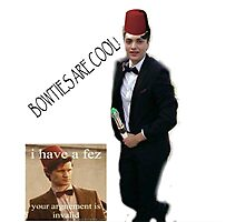 BOWTIES ARE COOL! Photographic Print