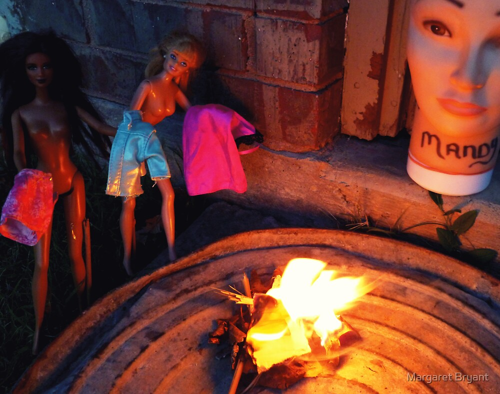 Bonfire of the Vanities by Margaret Bryant