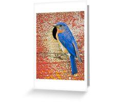 Got the Blues Greeting Card