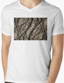 Limbo Dance Mens V-Neck T-Shirt