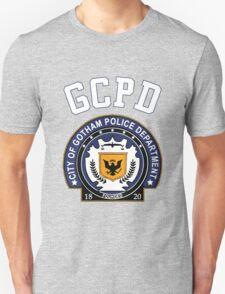 GCPD Athletic Shirt – Gotham, Jim Gordon, Batman T-Shirt
