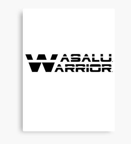 Wasalu/Warrior Canvas Print