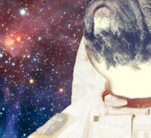 Astro Pug Sticker